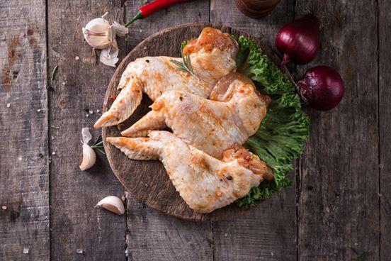 Aripioare de găină (în marinadă)